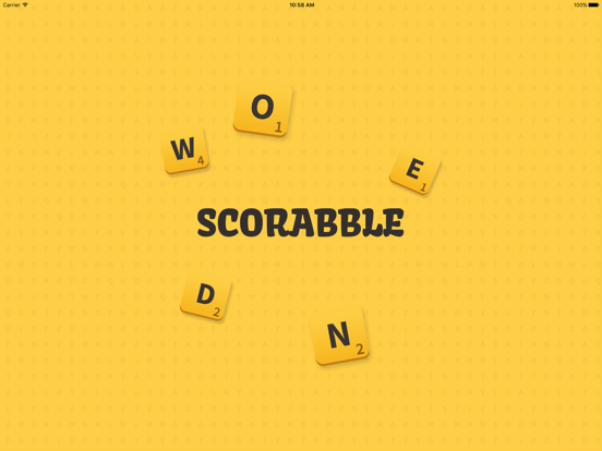 Scorabble - Utility for SCRABBLE® players screenshot