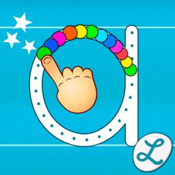 Ícone do app Crianças aprendem a escrever