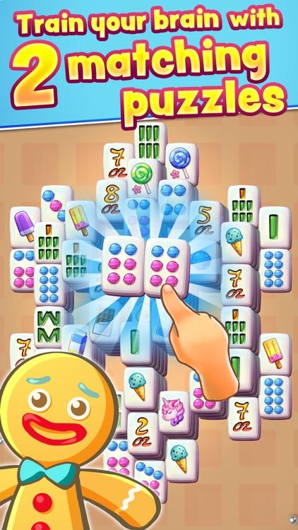 Mahjong POP puzzle screenshot-8