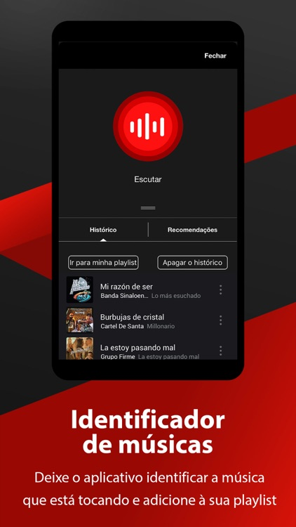 Claro Música Brasil screenshot-3