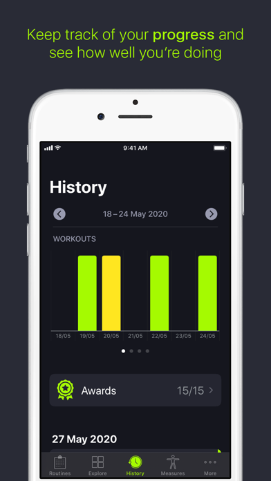 SmartGym: Gym & Home Workoutsのおすすめ画像8