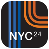 NYC Subway 24-Hour KickMap - KICK Design Inc