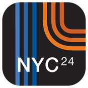 Nyc Subway 24 Hour Kickmap app review
