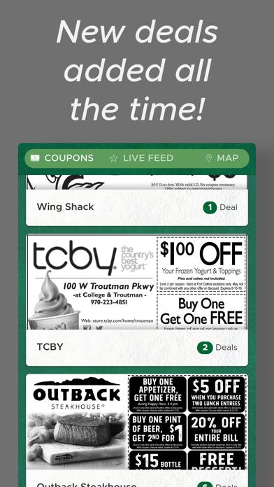 Screen Shot Campus Cash App 5