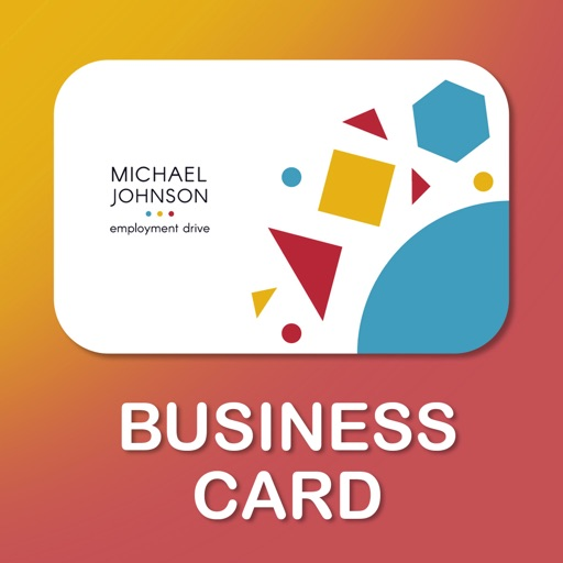 Business Cards Creator + Maker