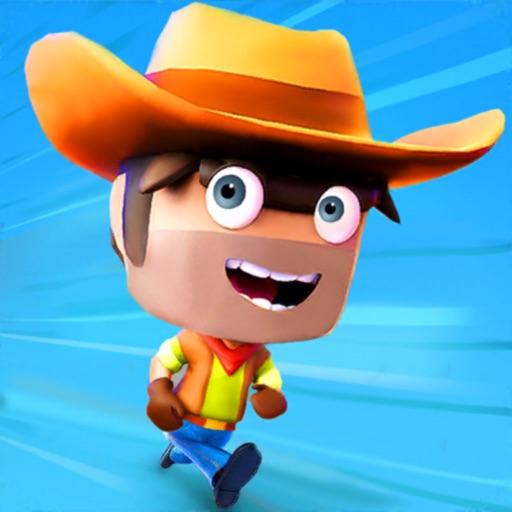 Toy Run 3D Endless Runner Game