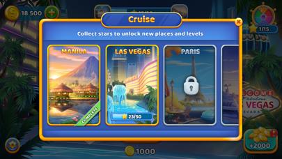Solitaire Cruise ソリティア カードゲームのスクリーンショット4