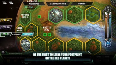 Terraforming Mars screenshot 6