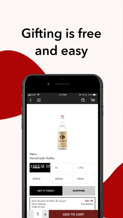 Download Minibar Delivery: Get Alcohol for Android