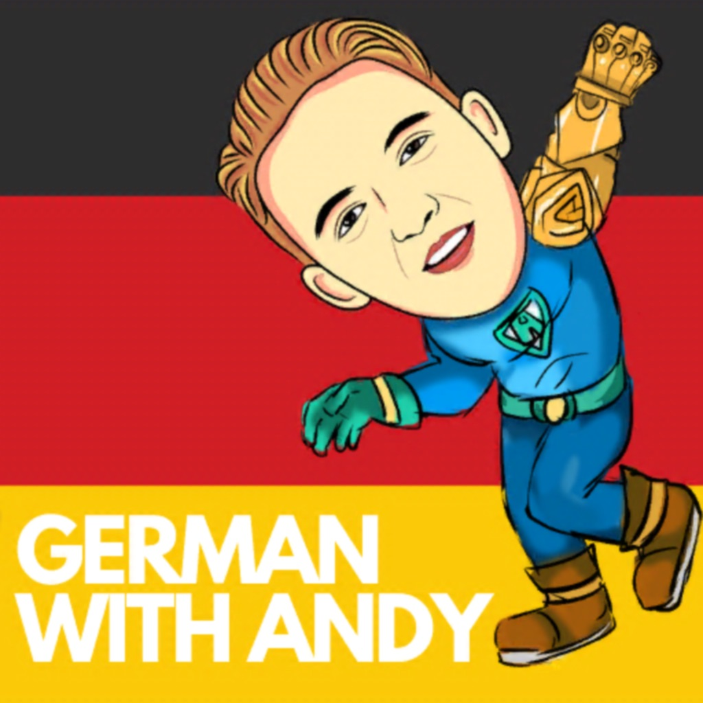 Artikel Andy German with Andy hack