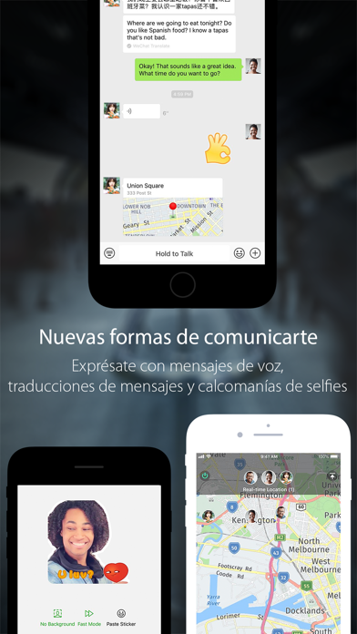 Screenshot for WeChat in Chile App Store