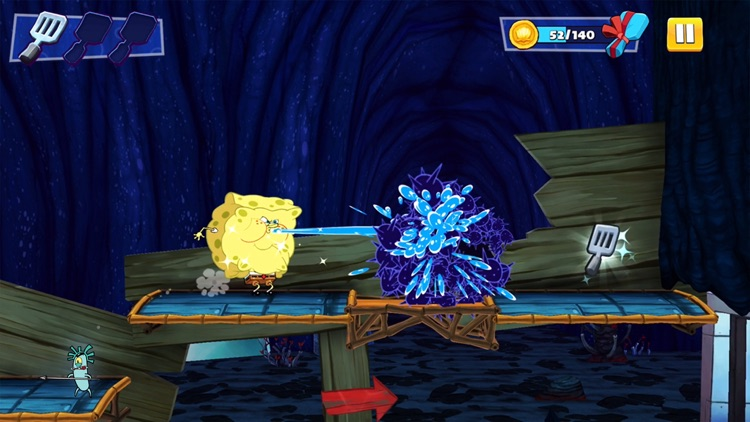 SpongeBob: Patty Pursuit screenshot-5