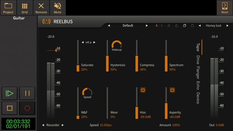 Audio Evolution Mobile Studio screenshot-3