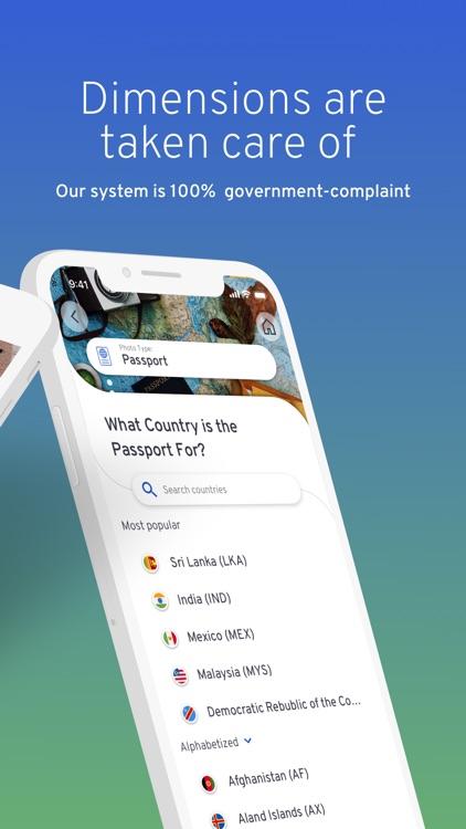 iVisa Passport Photo ID Photo