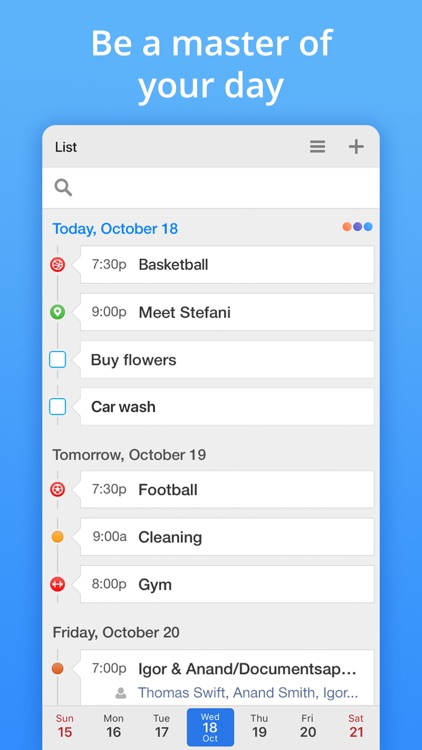 Calendars by Readdle screenshot-5