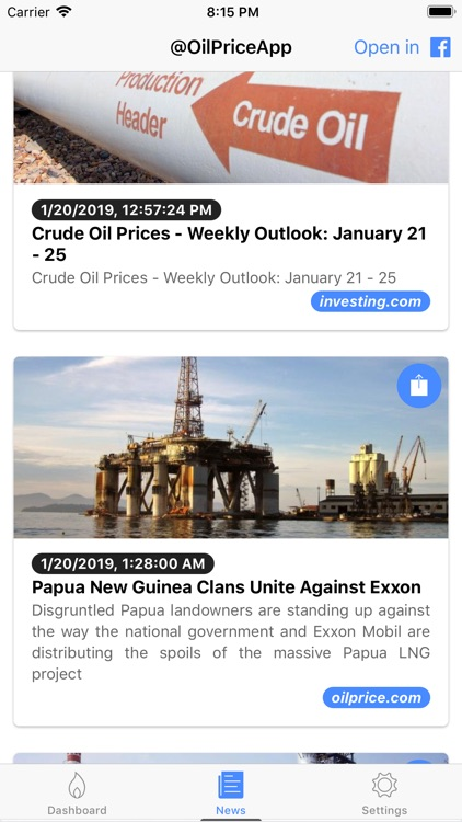 Oil Price -  Real Time Prices* screenshot-3
