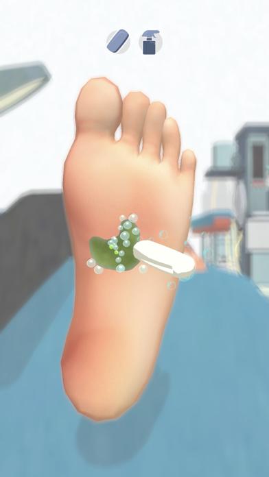 Foot Clinic - ASMR Feet Care screenshot 5