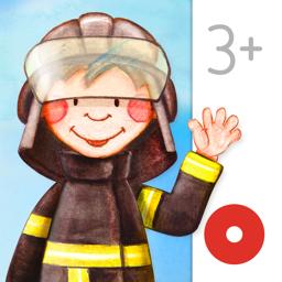 Ícone do app Pequenos Bombeiros