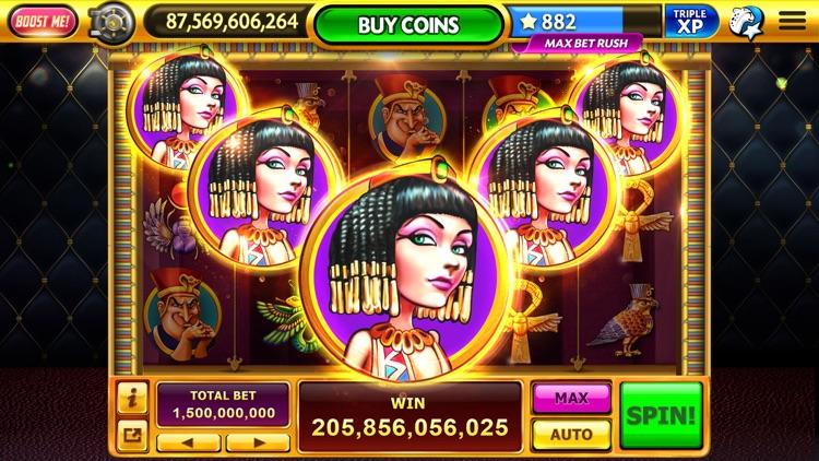 Caesars® Casino Vegas Slots screenshot-3