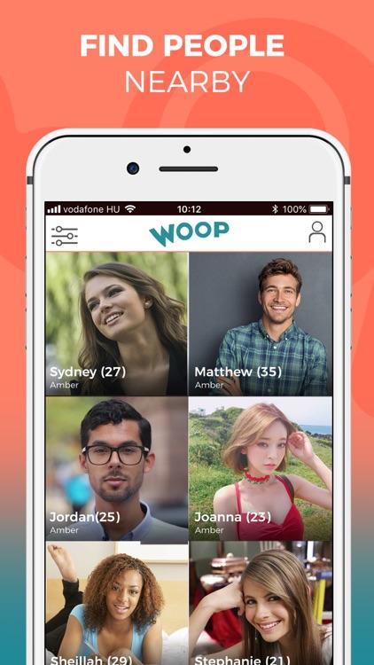 Woop - The Dating App screenshot-4