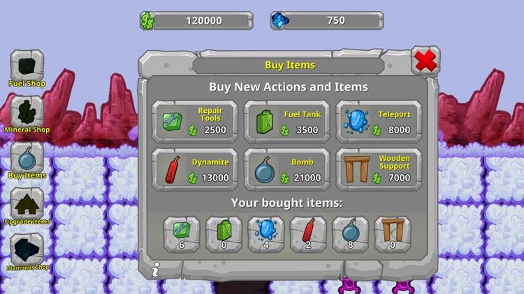 Digger Machine: dig minerals screenshot-6