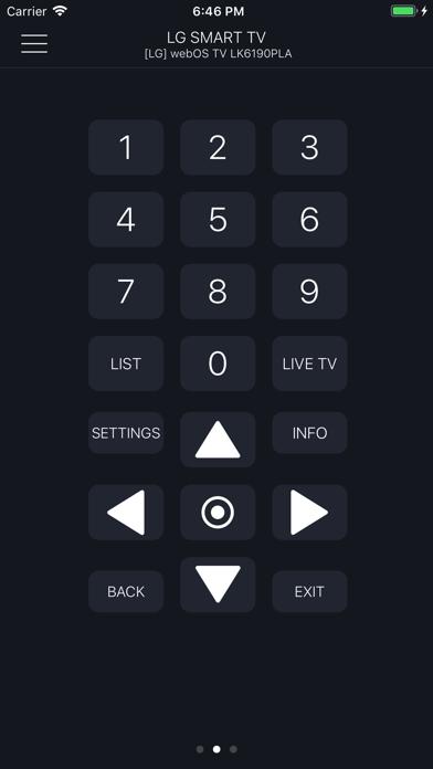 Smartify:LG TV のリモコンのおすすめ画像3