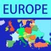 地図ソリティア - 欧州