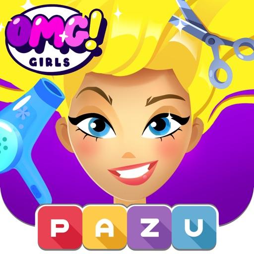 OMG! Girls - Hair Salon Games