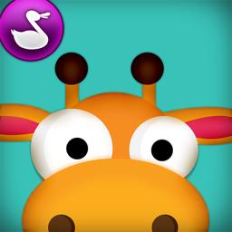 Ícone do app Peek-a-Zoo by Duck Duck Moose
