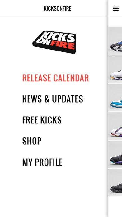 messages.download KicksOnFire - Shop Sneakers software