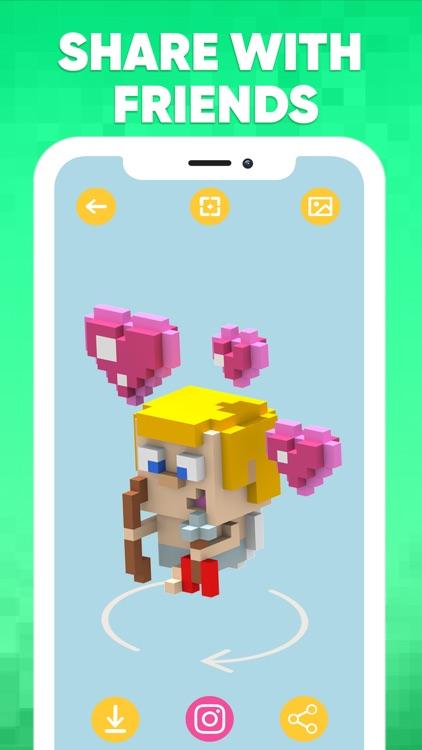 Pixel.Cat: Color by number art screenshot-3
