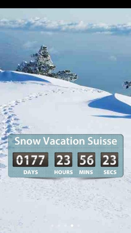 Holiday & Vacation Countdown