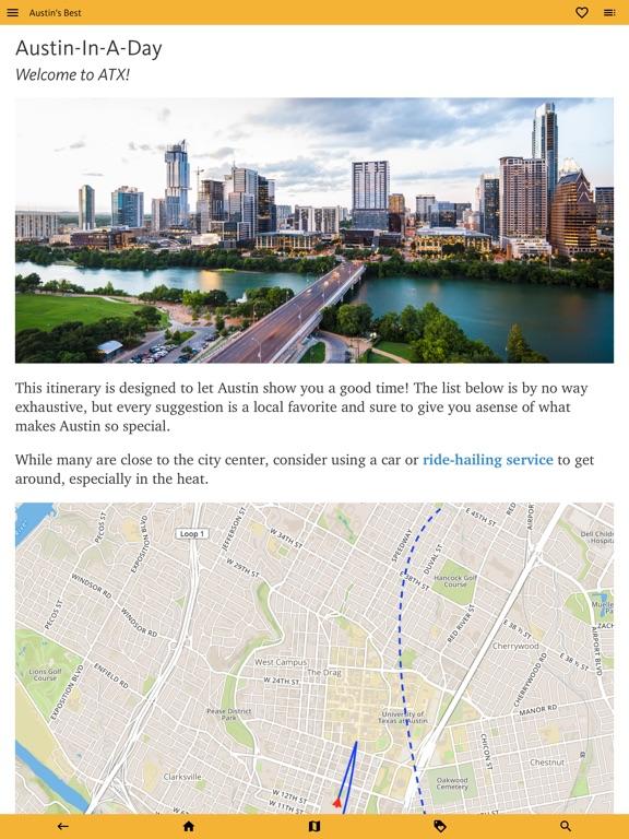 Austin's Best: TX Travel Guide screenshot 13
