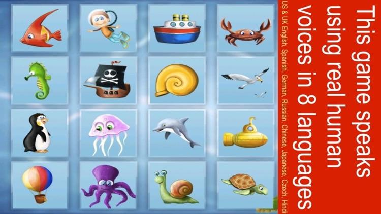 Memory Card Games 8 play sets screenshot-0