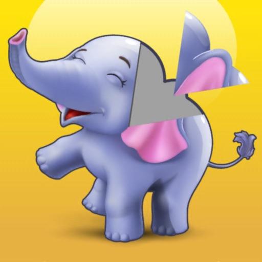 MGKidsPuzzle - пазлы для детей