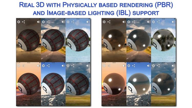 Magic 8 Ball 3D Lite screenshot-3
