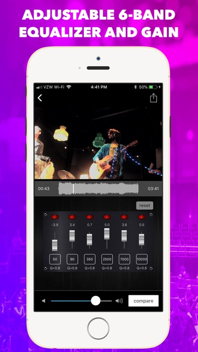 VideoMaster Pro: EQ For Videos app image