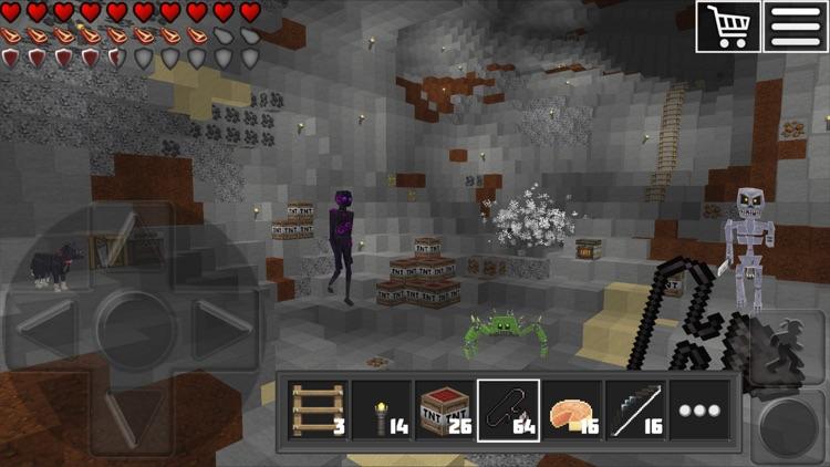 World of Cubes Survival Craft screenshot-6