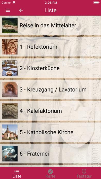 Altstadtrundgang Schönau screenshot 4