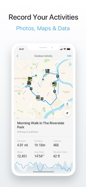 pacer pedometer step tracker on the app store