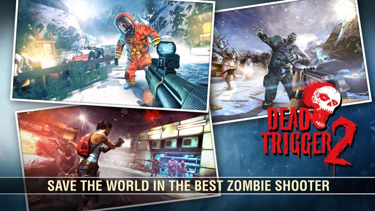 DEAD TRIGGER 2 Zombie Shooter screenshot-7