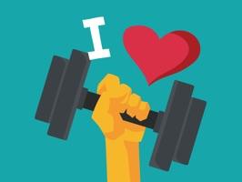 Gym Bro Stickers