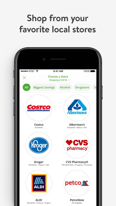 download Instacart apps 5