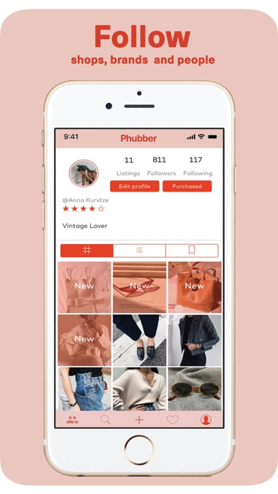 Screenshot for Phubber App in Colombia App Store