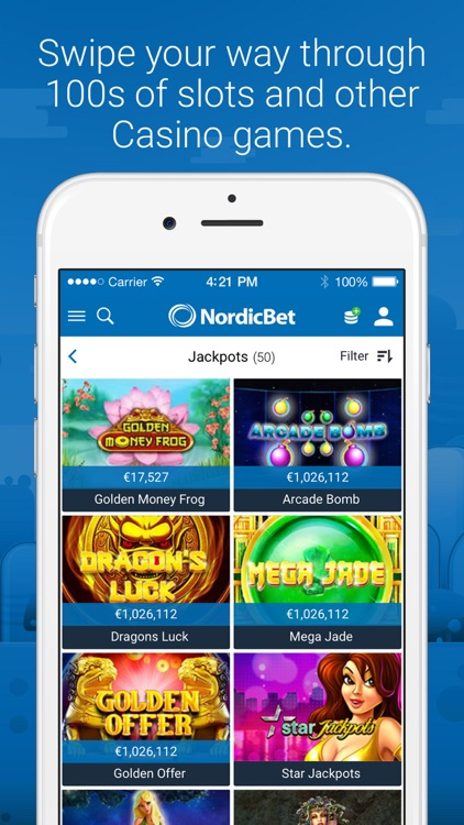 NordicBet Sportsbook & Casino