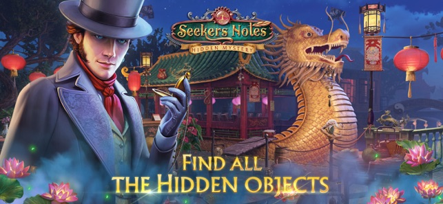 Seekers Notes Hidden Mystery On The App Store