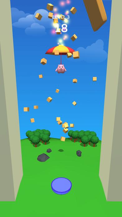 Umbrella Fall! screenshot 3