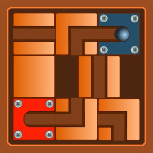 Save The Ball, Wooden Maze