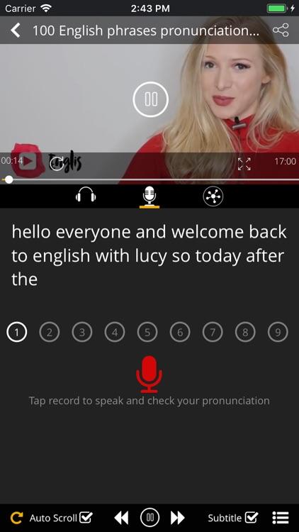 English Subtitle: Learn Engvid screenshot-0