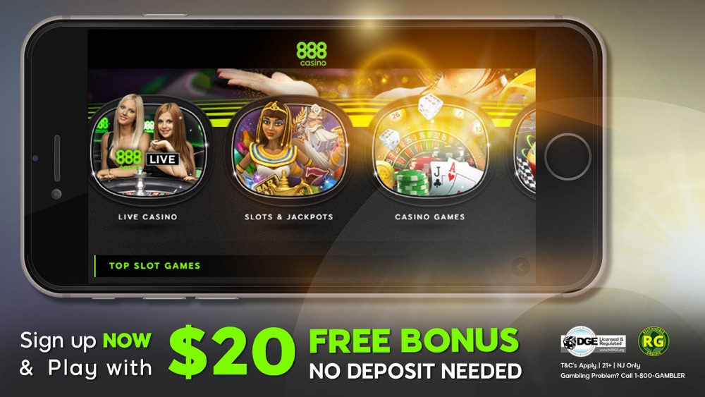 888 Casino Real Money Nj App For Iphone Free Download 888